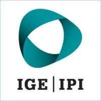 Logo: Eidgenössisches Institut für Geistiges Eigentum (IGE)