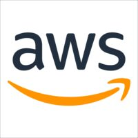 Logo: Amazon Web Services («aws»)