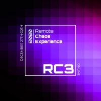 Logo: rC3 (Remote Chaos Experience)