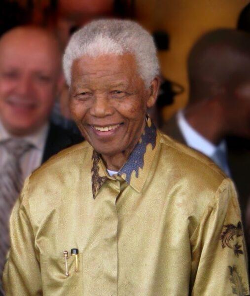 Foto: Nelson Mandela
