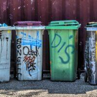 Foto: Mülltonnen