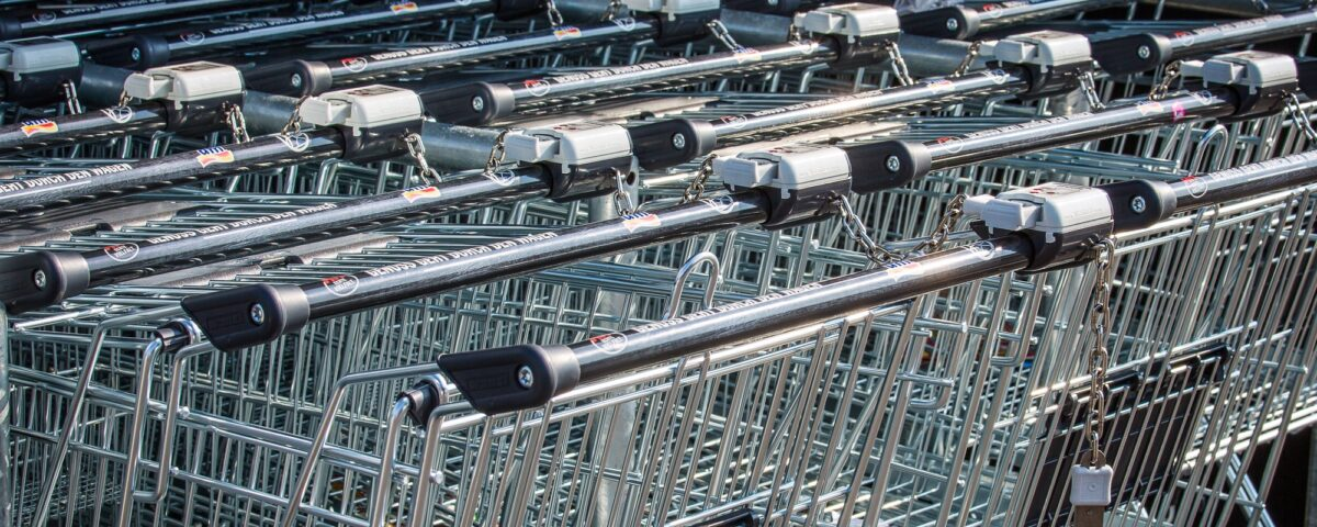 Foto: Einkaufswagen