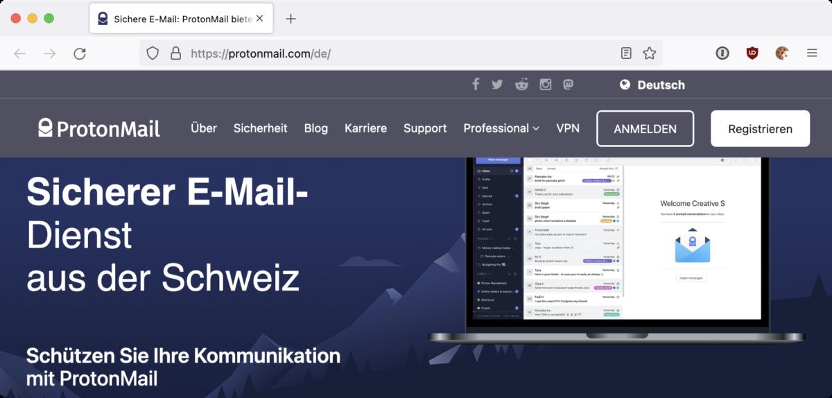 ProtonMail: Nutzerdaten für die USA dank guter Zusammenarbeit mit Behörden