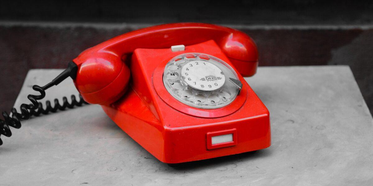 Foto: Rotes Telefon